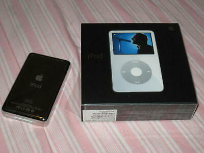 Apple iPod Classic 5th Generation video 5.5th Gen Sealed Warranty  80 GB - White ()