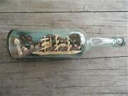 Antique SHIP in Bottle