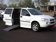 Handicap Wheelchair Van