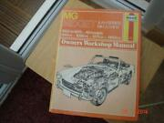 MG Midget Haynes Manual