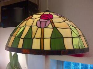 Tiffany lampshade ebay used tiffany lampshades aloadofball Gallery
