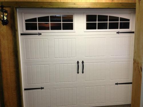 Decorative Garage Door Hardware Ebay