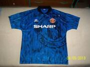 Manchester United Shirt 1992