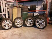 Deep Dish Alloy Wheels