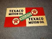 Original Oil Sign