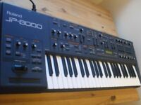 va synthesizer Roland jp8000