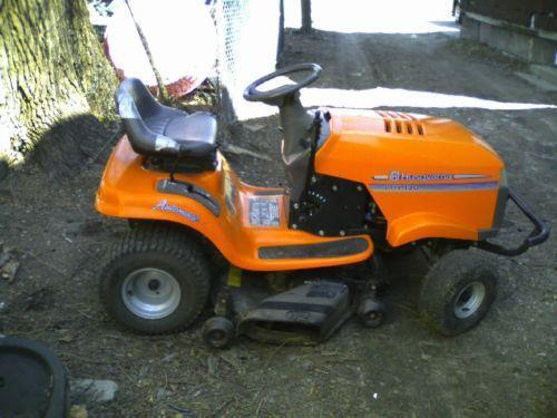 Lawn Tractor Riding Mowers Ebay