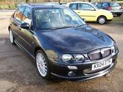 MG ZR Turbo