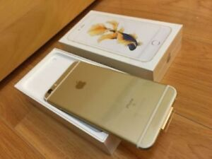 APPLE IPHONE 6S PLUS 128GB GOLD UNLOCKED NEW WITH APPLE WARRANTY