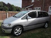 Vauxhall Zafira 1.6