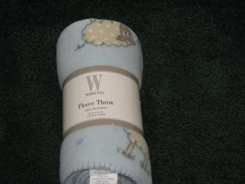 Wamsutta Blanket Ebay