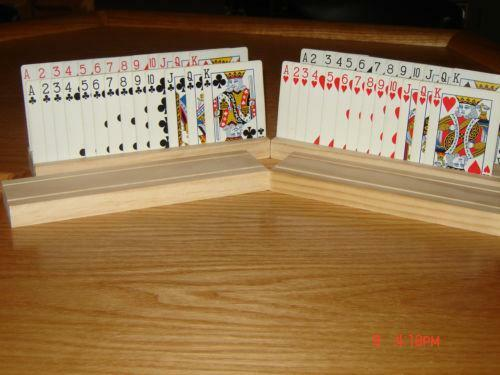 Playing Card Holder Ebay