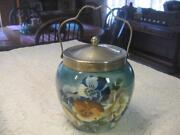 Vintage Cracker Jar