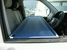 Vw t5 transporter cab bed, vw t5