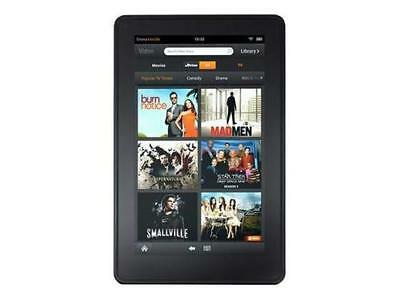 "Amazon Kindle Fire 1st Gen D01400 8GB 7"" WI-FI - Black -Tablet"