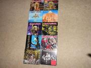 Iron Maiden CD Lot