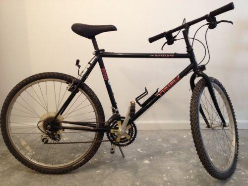 Vintage Trek Bicycle Ebay