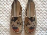 Mickey Mouse Womens Shoes