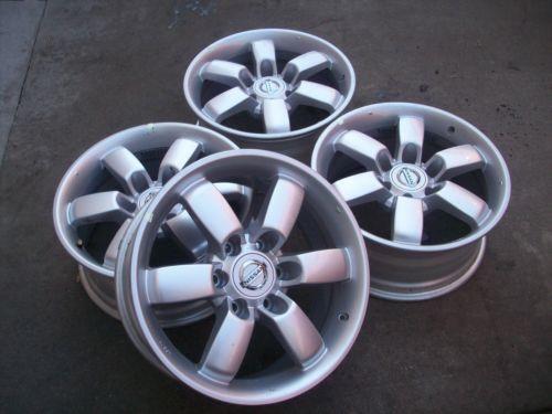 Used Nissan Rims Wheels Tires Amp Parts Ebay