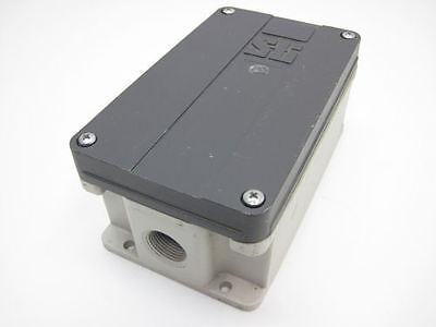 STI SINGLE CHANNEL STANDARD PHOTOELECTRIC AMPLIFIER POWER SUPPLY AXRP 205 -