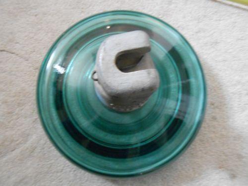 Glass Disc Insulator 1229119 Academia Salamanca Info