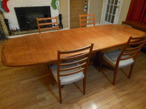 Vintage Dining Table. Antique Dining Table   eBay
