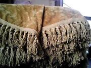 Vintage Velvet Bedspread