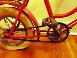 1940's Child's Balloon Tire Bicycle Kitchener / Waterloo Kitchener Area image 6