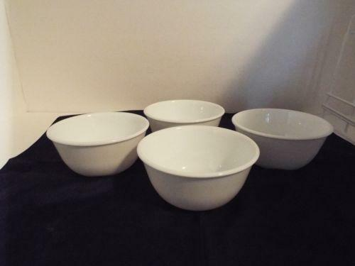 White Pasta Bowls Ebay
