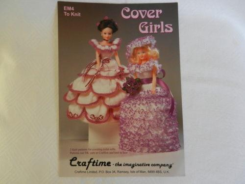 Doll Toilet Roll Cover Ebay