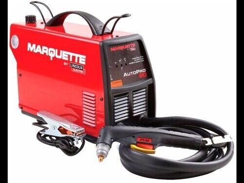 "Marquette By Lincoln AUTOPRO 20 Amp Plasma Cutter K3294-1 Cuts 1/4"" Max 115V"