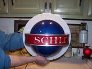 Schlitz Globe