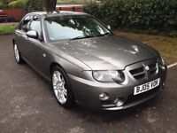 MG ZT Drives well 1 year Mot