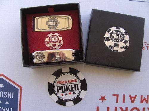 Official wsop poker set