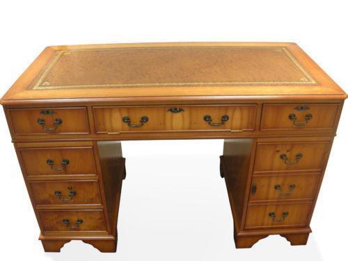 Yew Desk Ebay