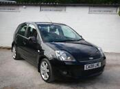 Ford Fiesta Zetec 1.25 Black