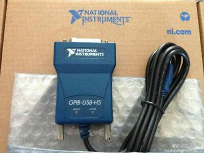 National Instrumens Ni Gpib-usb-hs Interface Adapter Gpib Ieee488 778927-01