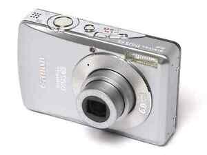 Canon 6.0 megapixel camera