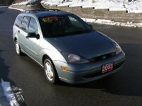 2003 FORD FOCUS WAGON SE