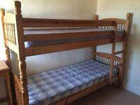 Quick Sale Bunk beds for sale