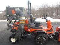 ONLY 227HRS::STN472898::2009 KUBOTA TRACTOR F 3680
