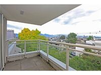 Kitsilano-Sunny Bachelor Suite-Long Term