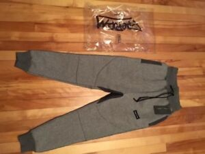 Flag Nor Fail performance joggers, size small New w/ tags