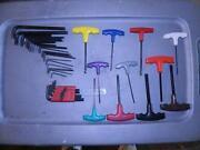 T Handle Allen Wrench