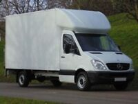 Man and Van Service Hire LARGE LUTON VAN Rochdale & Oldham House/Flat Moves, Collections, Removals