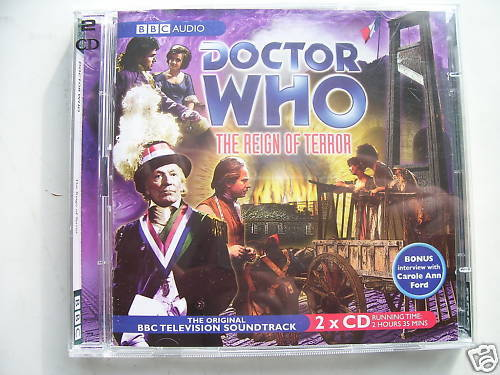 Soundtrack - Doctor Who (The Reign of Terror/Original , 2006) - William Hartnell