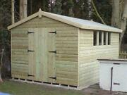14x10 Shed