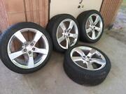 Camaro Wheels and Tires