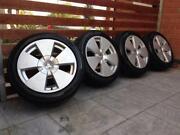 VX SS Wheels
