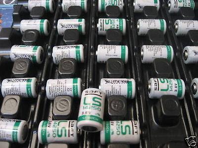 Batteria Agli Ioni Di Litio 3.6V 1250mAH 1/2 AA LS14250 SAFT, usado segunda mano  Embacar hacia Argentina
